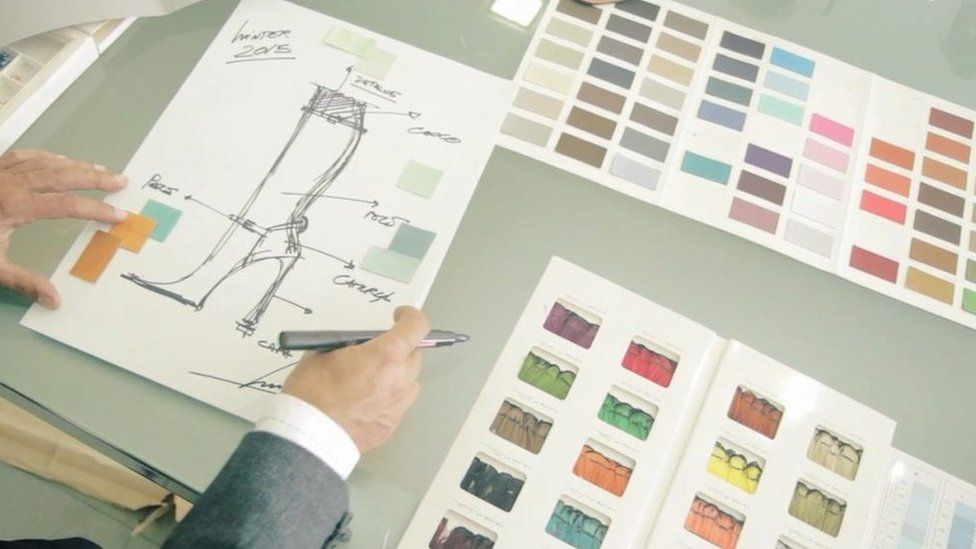 Luis Onofre's design sketches