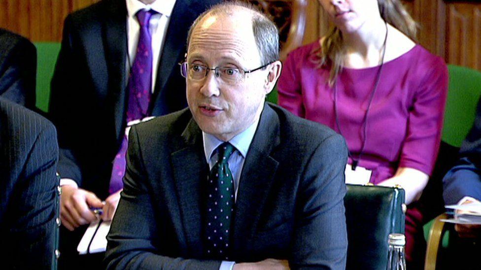 Sir Andrew Dilnot