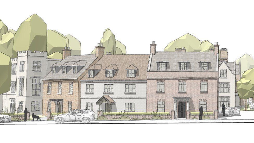 Lyndhurst Park Hotel proposals