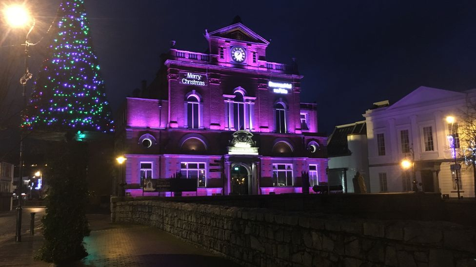 Newry town hall