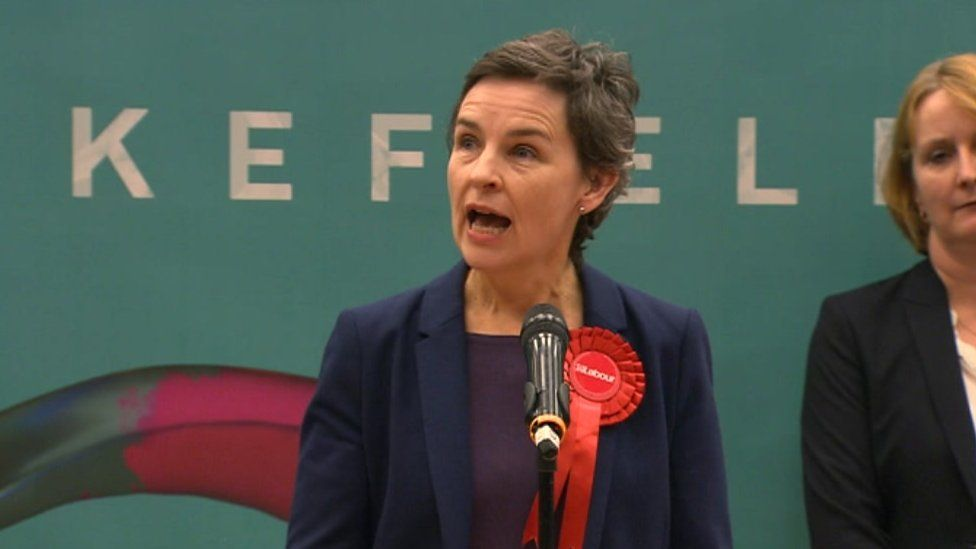 General election 2019: Conservatives take Wakefield from Labour