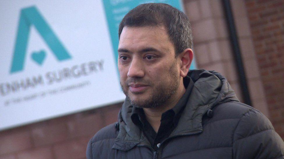 Dr Arif Dasu