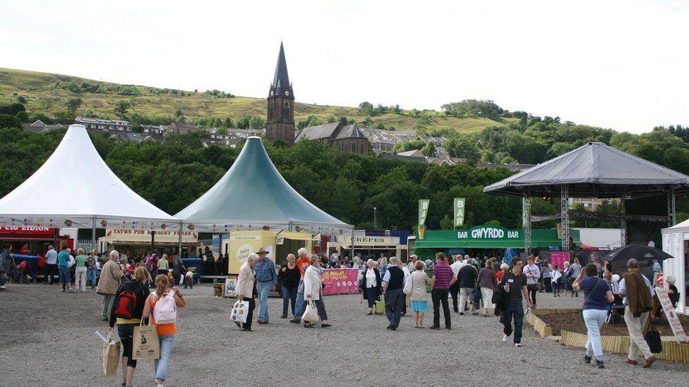 National Eisteddfod 2010 in Ebbw Vale