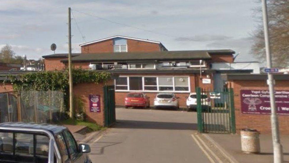 Caerleon Comprehensive school