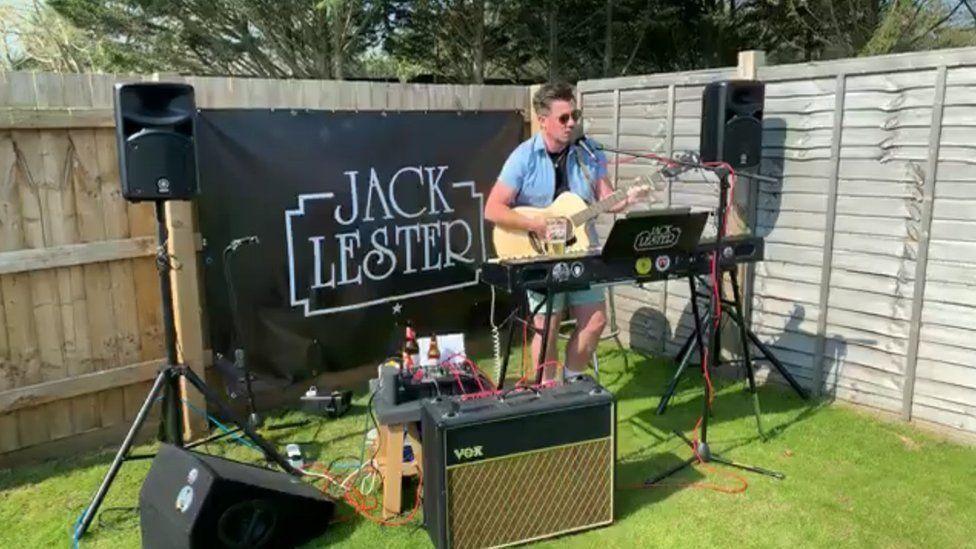 Jack Lester