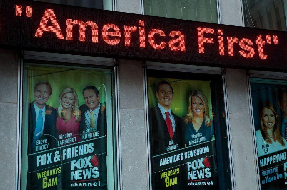 Fox news posters