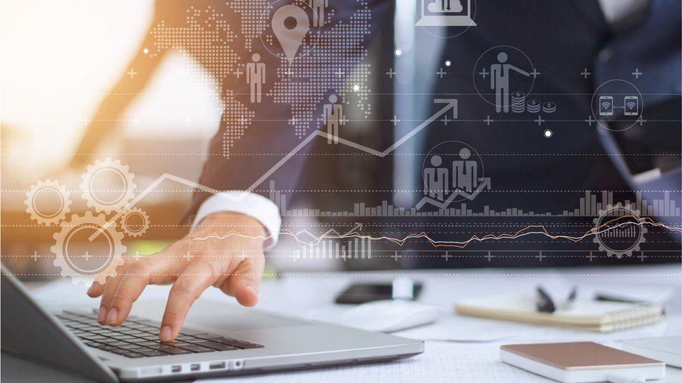 Customer data representation