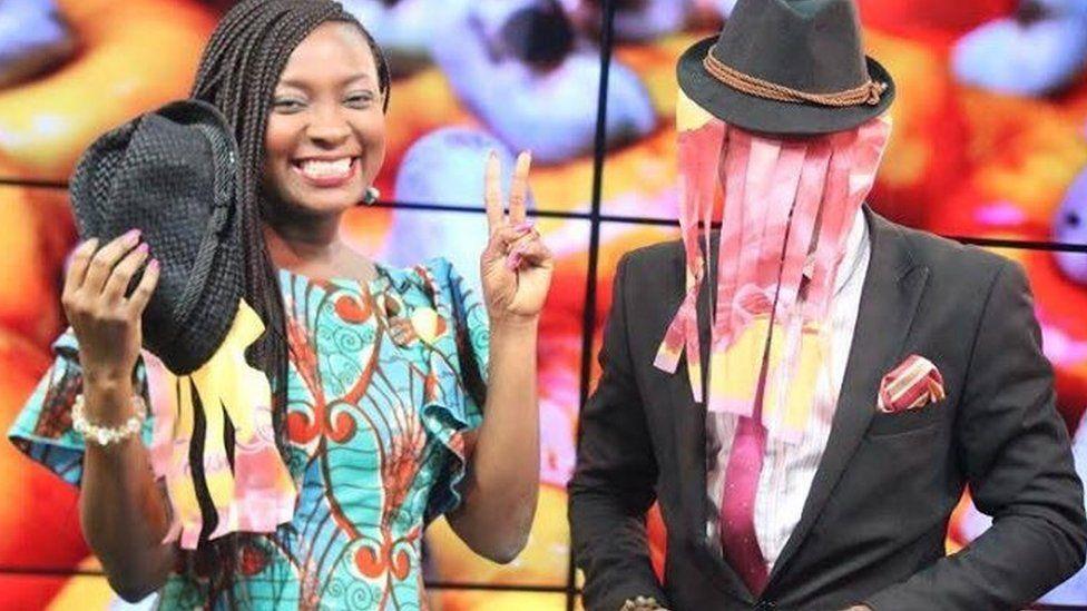 Multi TV presenters in Ghana