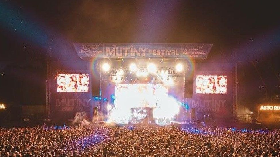 Mutiny in the Park