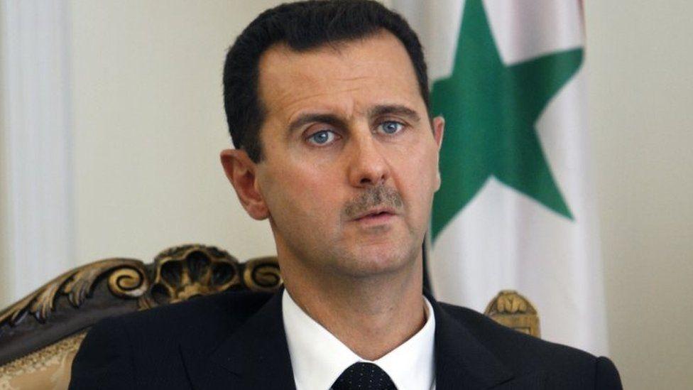 Syrian President Bashar al-Assad. File photo