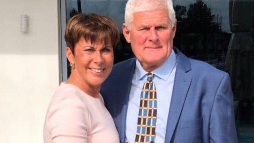 Pauline and Steven Bennett.
