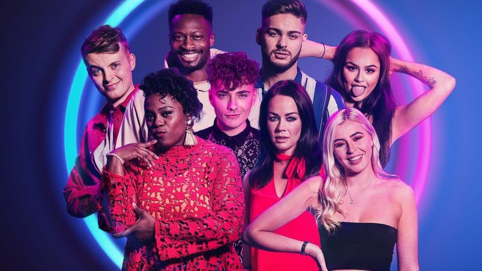 The Circle contestants