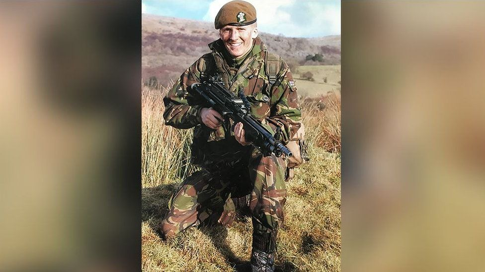 Pte James Prosser died in Afghanistan in 2009