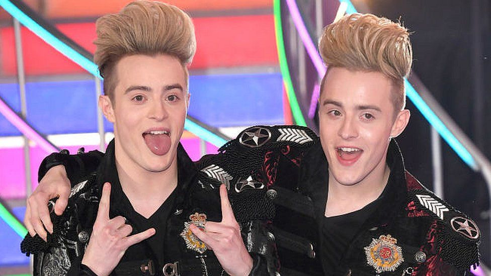 Jedward evicted from the Celebrity Big Brother house on February 3, 2017