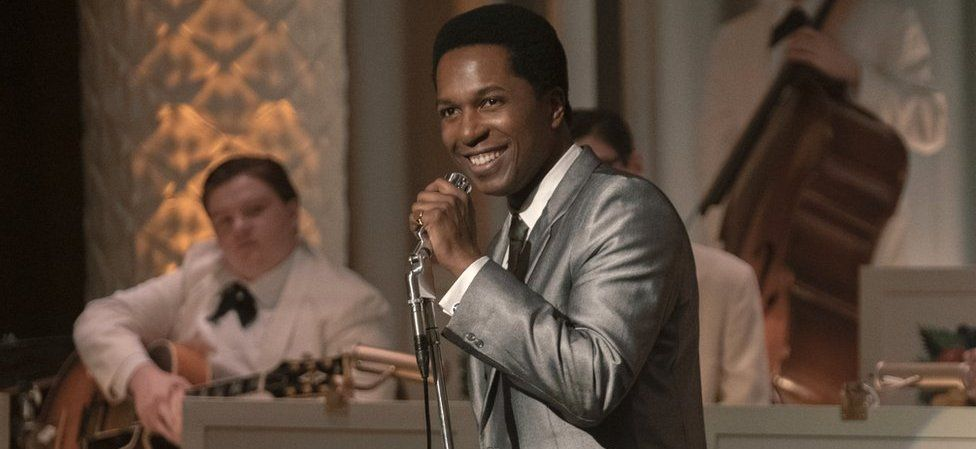 Leslie Odom Jr as Sam Cooke in One Night In Miami