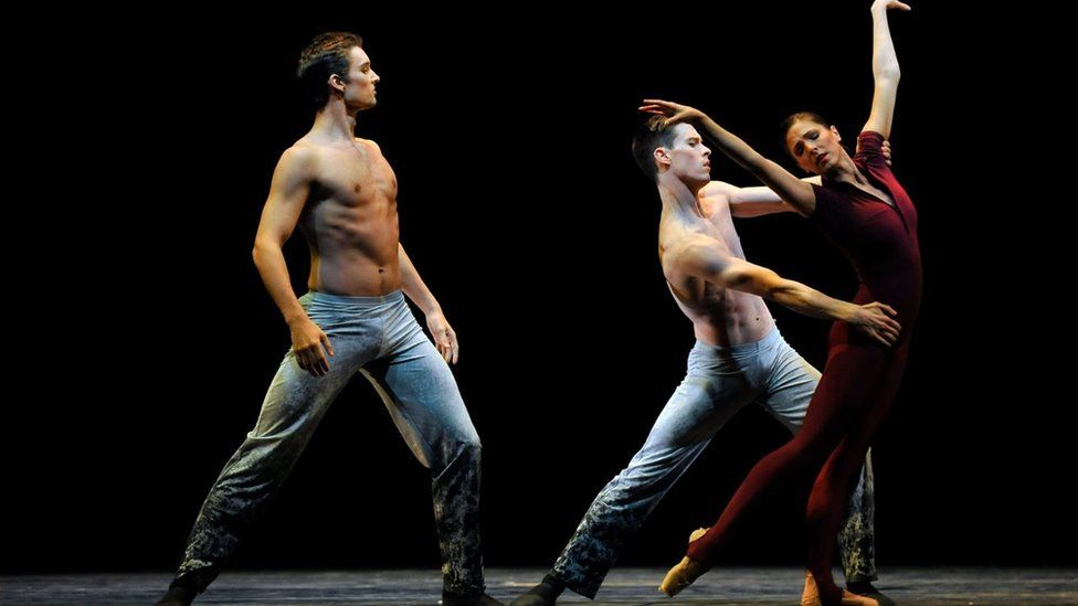 Hull-born dancer Demelza Parish performed in the world premiere of Heart's Furies at the opening of the New Theatre