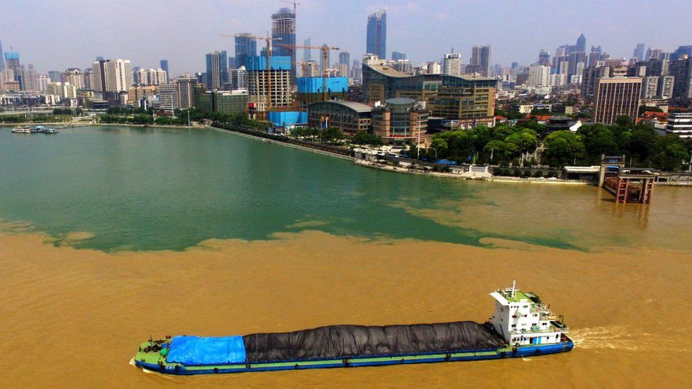 Wuhan: The London-sized city where the virus began