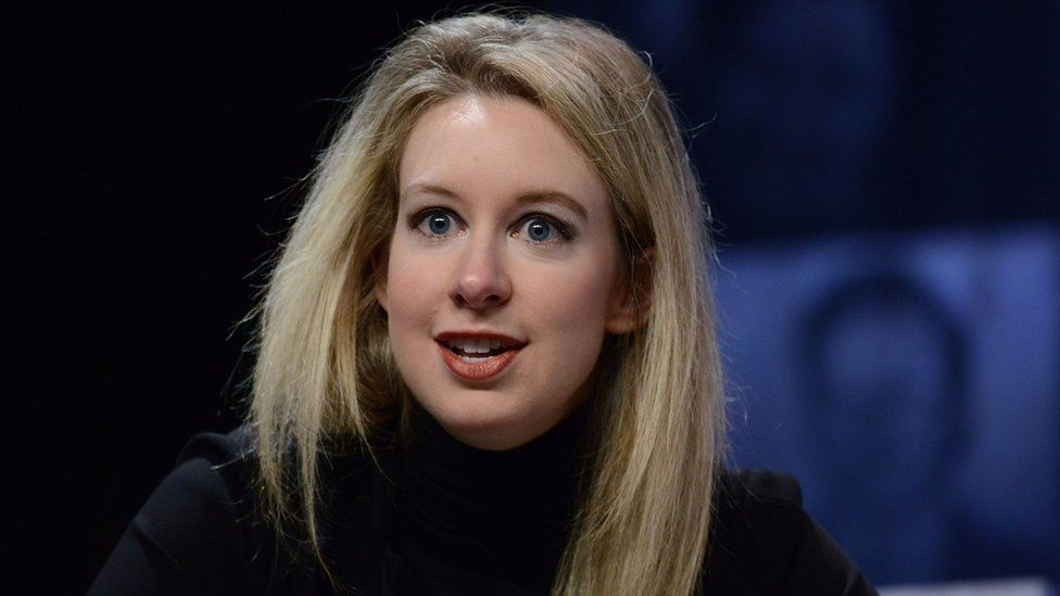 Elizabeth Holmes, Founder & CEO of Theranos speaks at Forbes Under 30 Summit at Pennsylvania Convention Center on October 5, 2015 in Philadelphia, Pennsylvania.