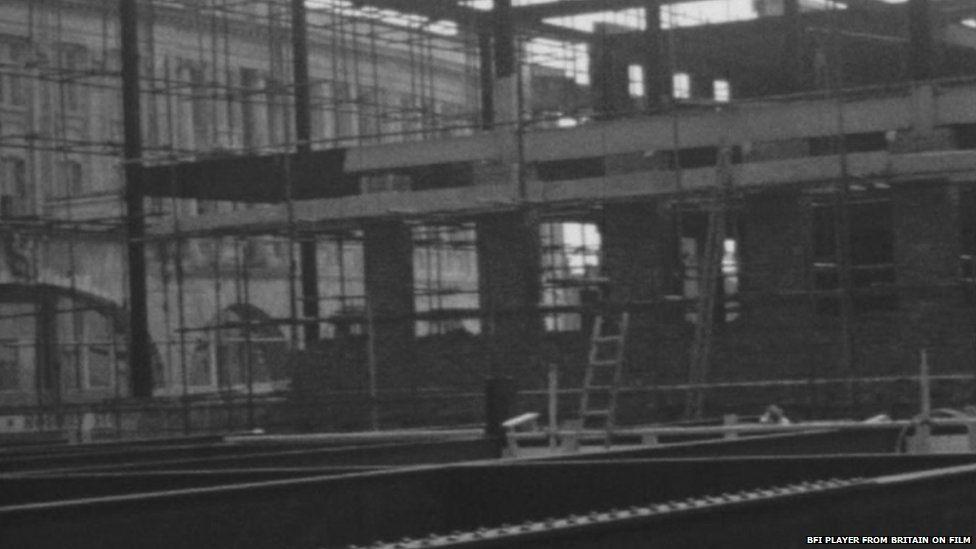 Swansea Reconstruction (1950)