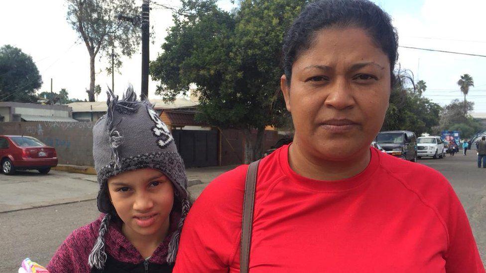 Lady Frijoles, la migrante hondureña que rechazó la comida de un albergue en México, será presentadora de televisión