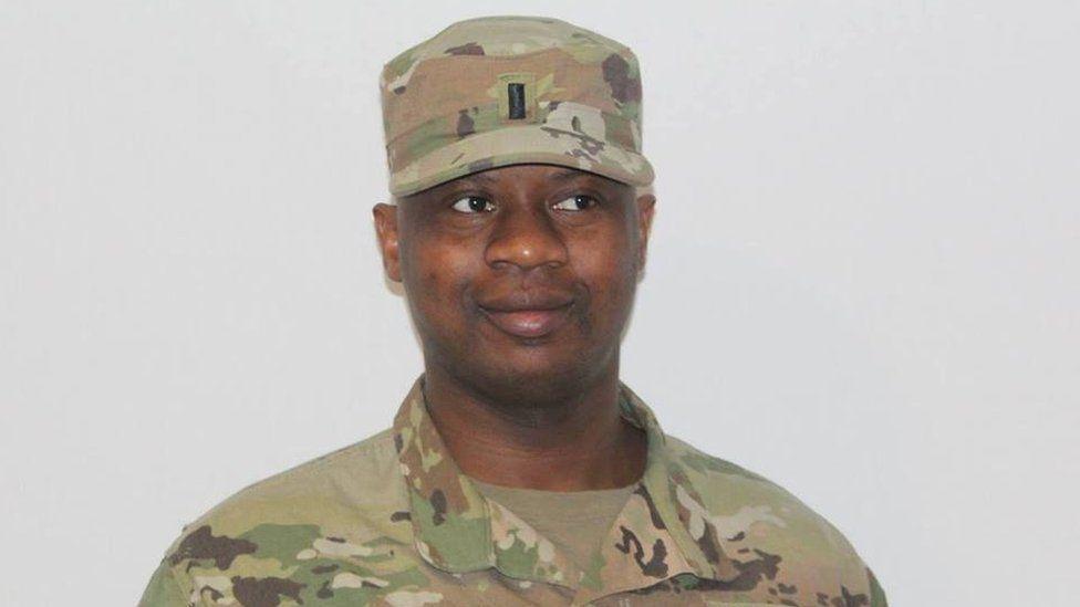 Komi Afetse, de Lomé au Pentagone