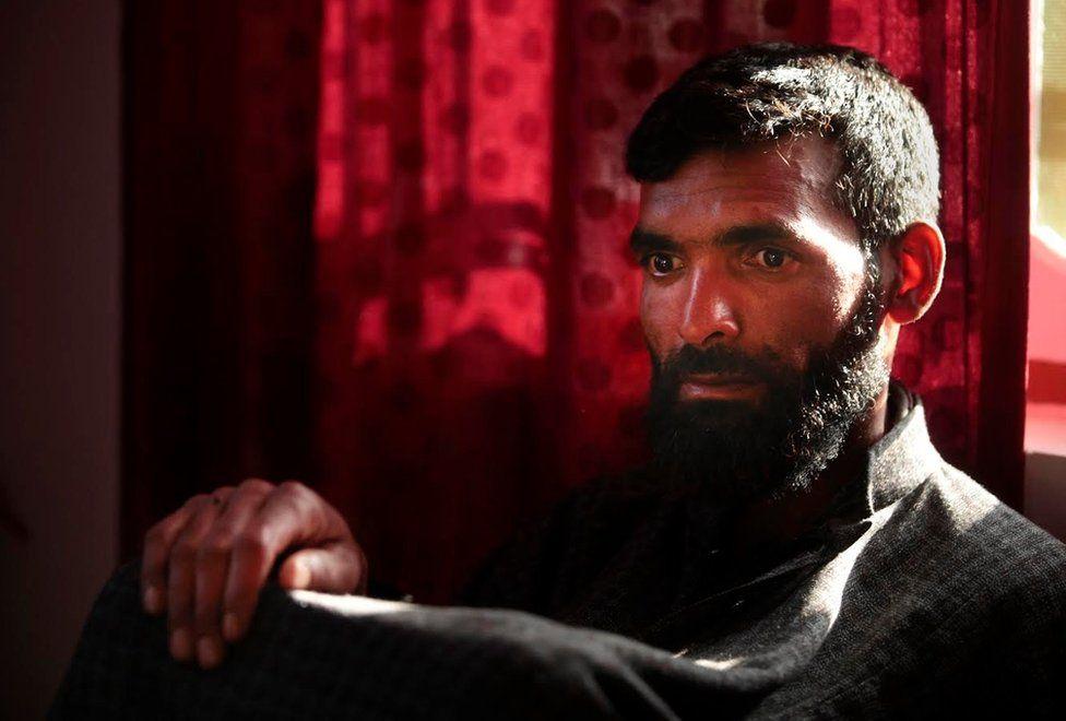Faizan's father
