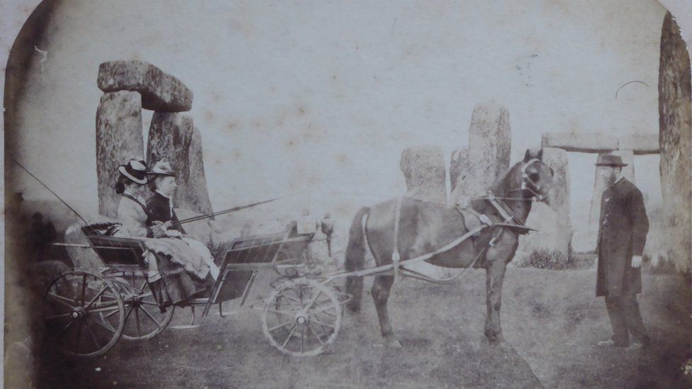 Routh family photo from 1875