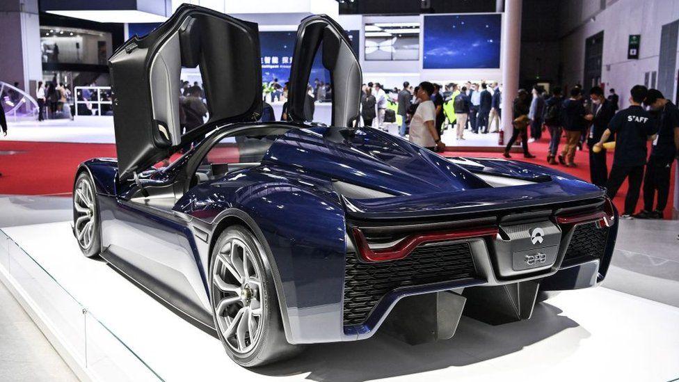 NIO: 'Tesla killer' wants better US-China cooperation thumbnail