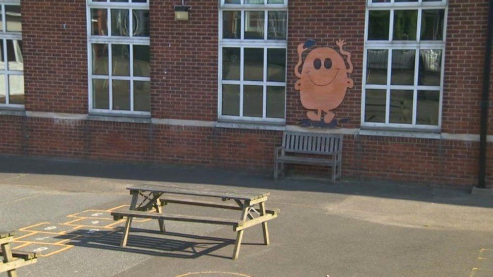 Morehall Academy Primary School, Folkestone