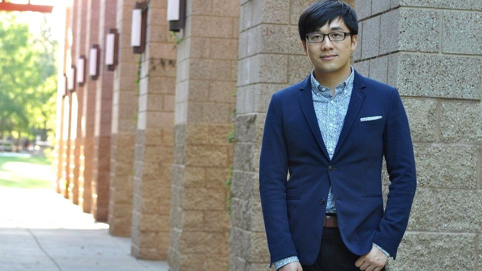 Renren Yang, an assistant professor of modern Chinese popular culture at the University of British Columbia