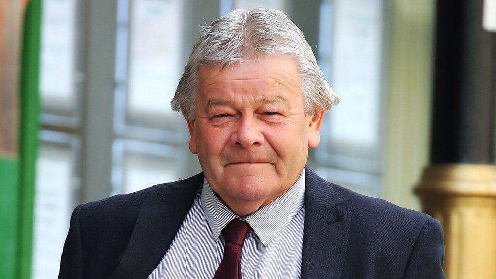 Bernard Baldwin