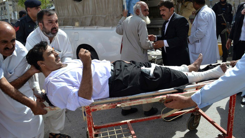 Man injured in 8 August hospital attack, Quetta