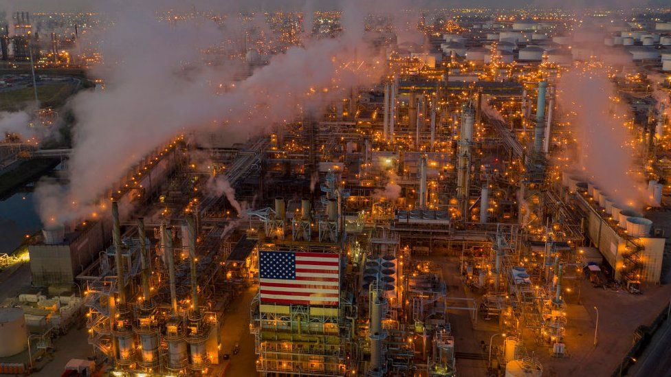 The Los Angeles Refinery, California's largest producer of gasoline