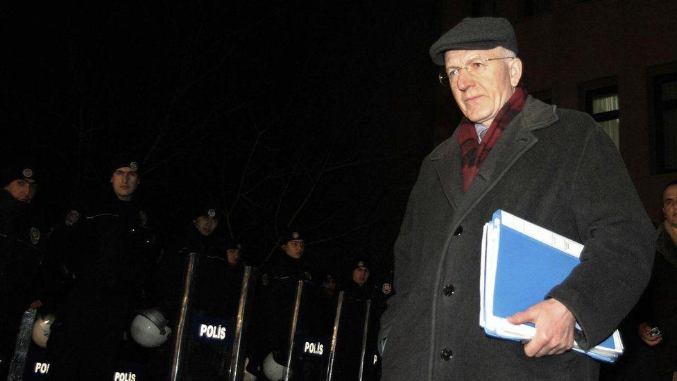Professor Ibrahim Kaboglu (15 February 2006)