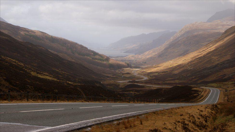 Near Gairloch