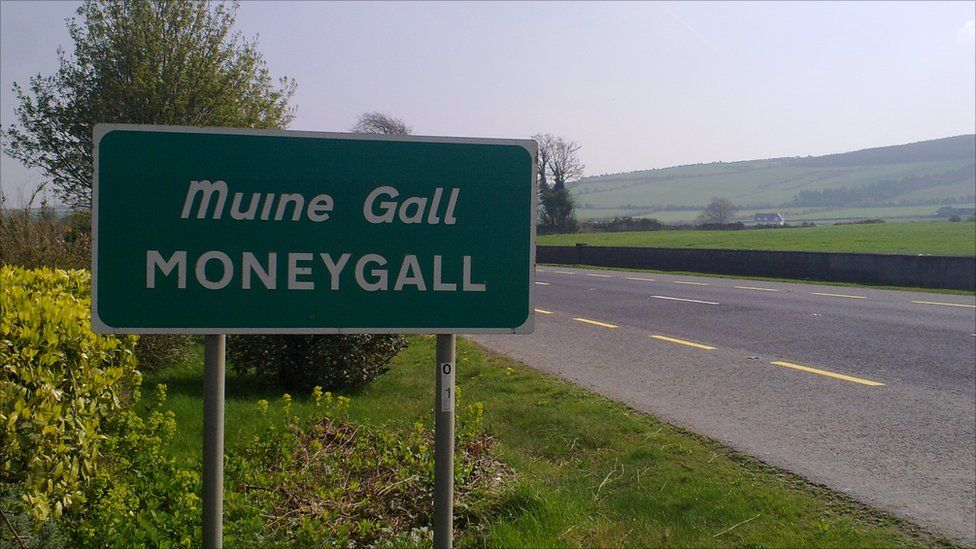 The County Offaly village of Moneygall was the birthplace of Barack Obama's great-great-great-grandfather