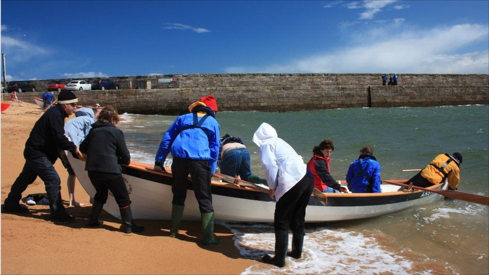 Scottish Coastal Rowing Regatta