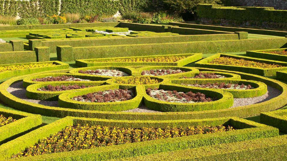 Pitmedden Gardens, Aberdeenshire
