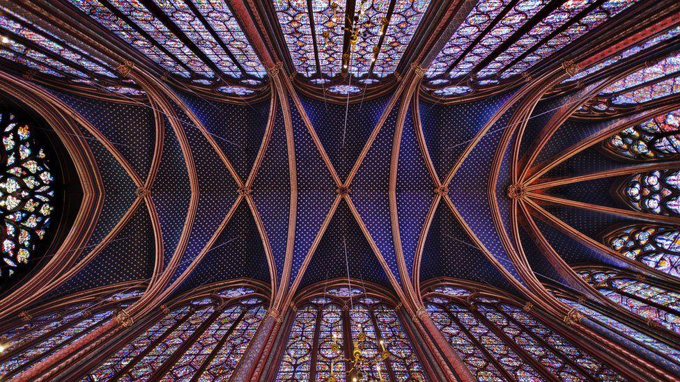 Sainte-Chapelle in Paris