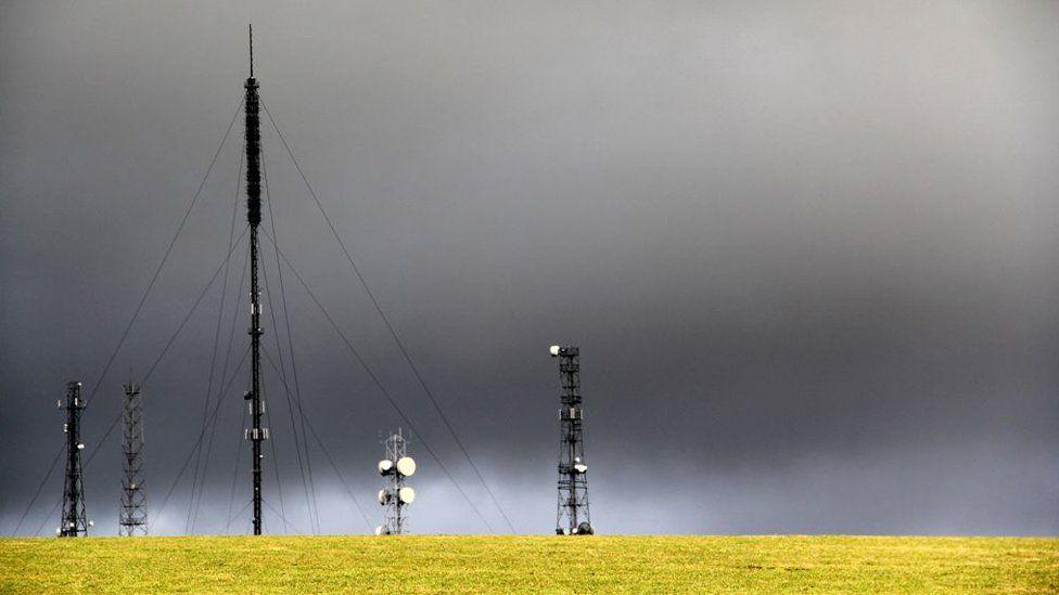 Radio transmitters