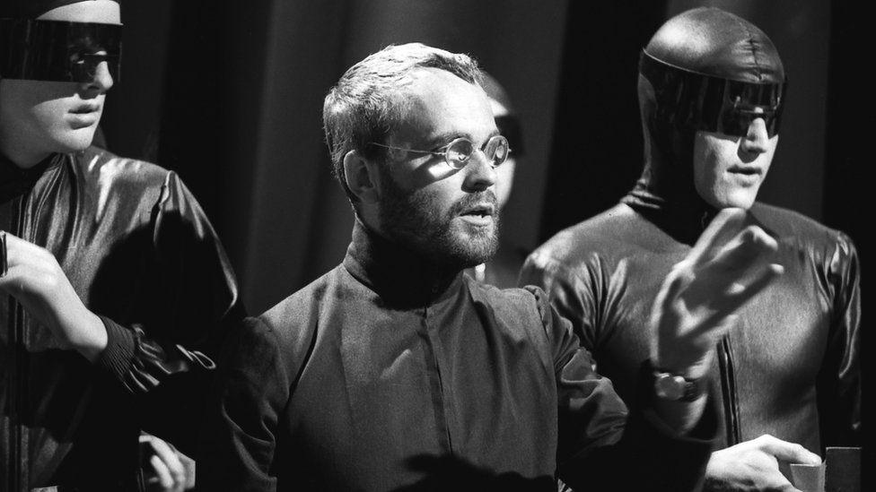 Philip Madoc yn Doctor Who yn 1969