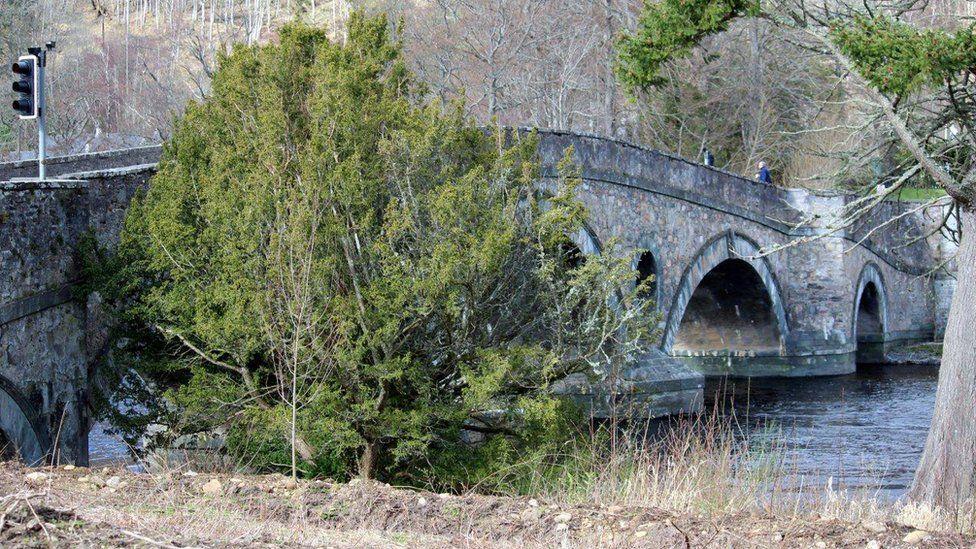 Bridge over the River Tay