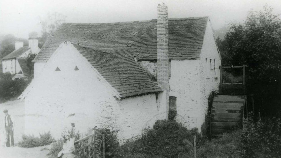 Gelligroes Mill