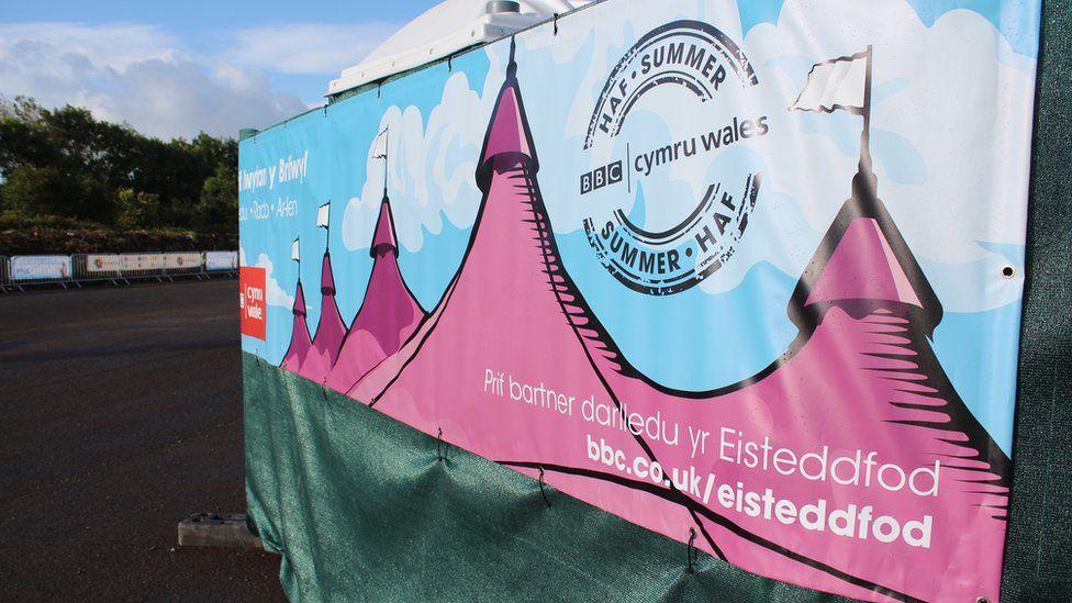 Baner Eisteddfod