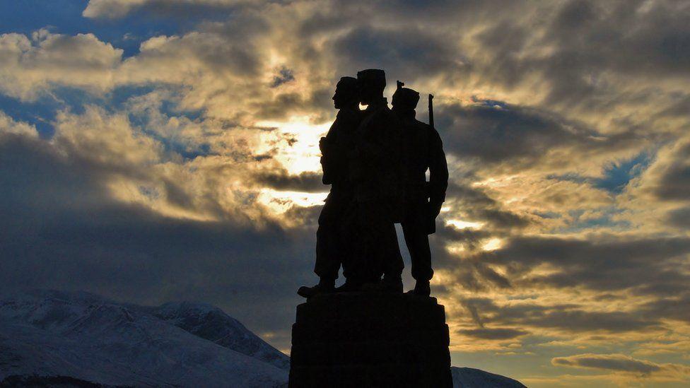 Commando Memorial at Spean Bridge