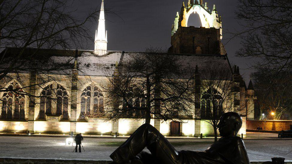 King's College, Aberdeen