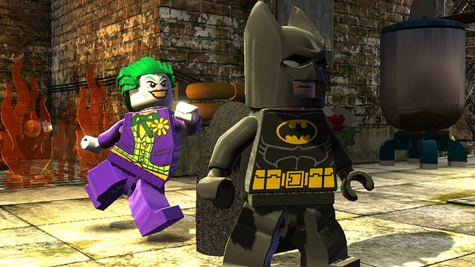 Lego Batman 2: DC Heroes screenshot