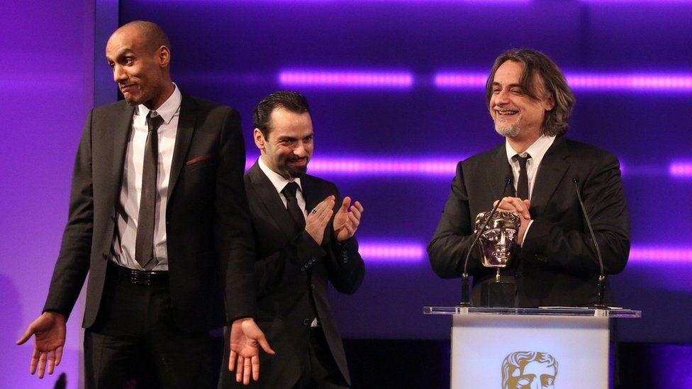 Dishonored award winners