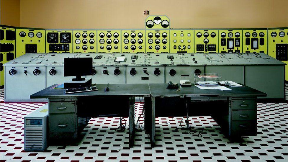 The Time Machine gan Edgar Martins