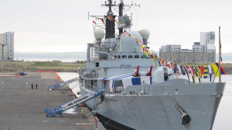 HMS Edinburgh